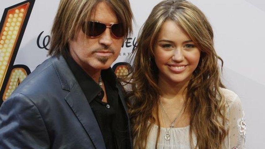 Billy Ray Cyrus enttäuscht von Tochter Miley