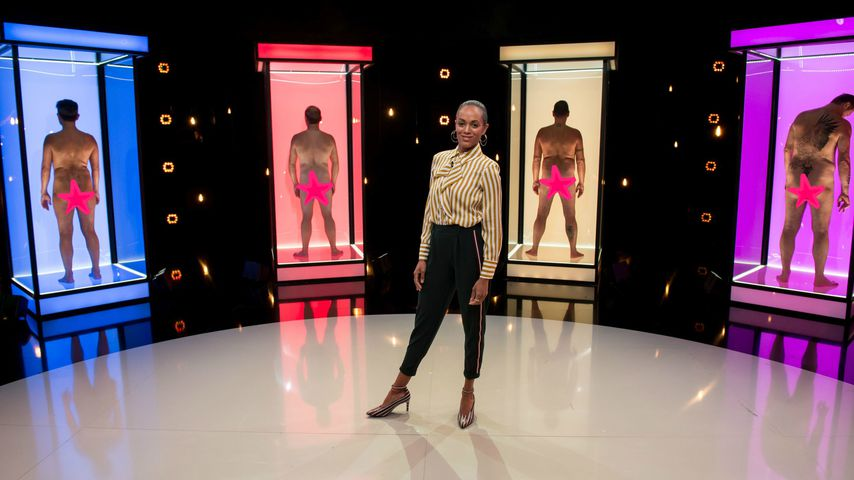"Milka Loff Fernandes bei ""Naked Attraction"""