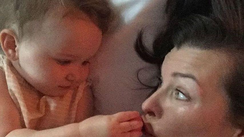 Wie süß! Milla Jovovich postet zauberhaftes Pic mit Tochter