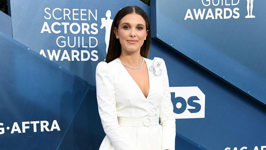 Millie Bobby Brown bei den Screen Actors Guild Awards 2020