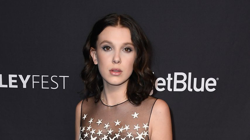 """Stranger Things""-Star Millie Bobby Brown"
