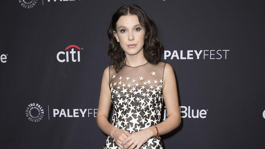 Millie Bobby Brown: Einen Tag girly, einen Tag im Lederlook!