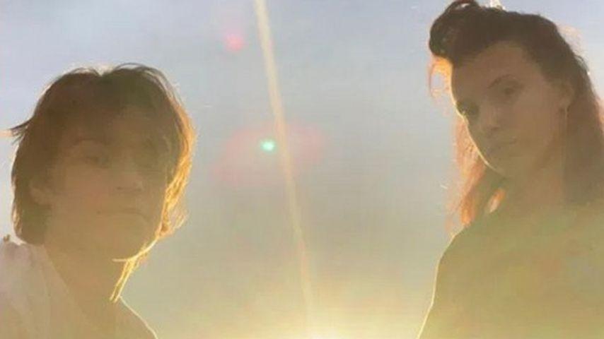 Millie Bobby Brown und Jake Bongiovi, Juli 2021