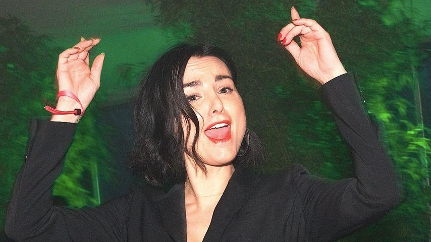 Mimi Fiedler beim Deutschen Comedypreis 2017