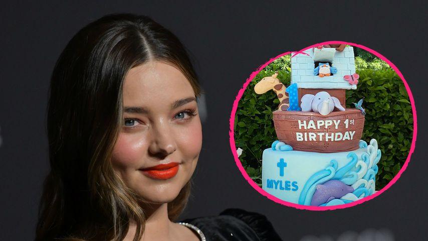 Myles' erster Geburtstag: Süßer Post von Mama Miranda Kerr