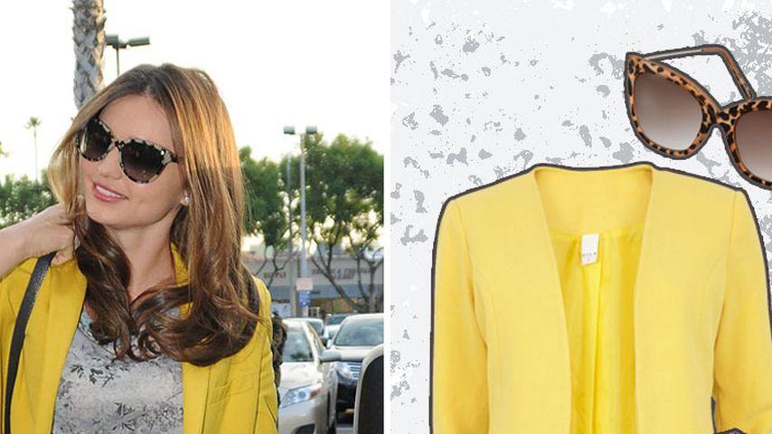 Star-Style: Mit Miranda Kerr in den Frühling