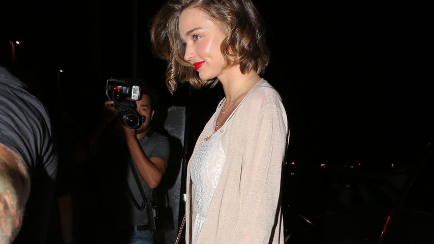Miranda Kerr in Los Angeles