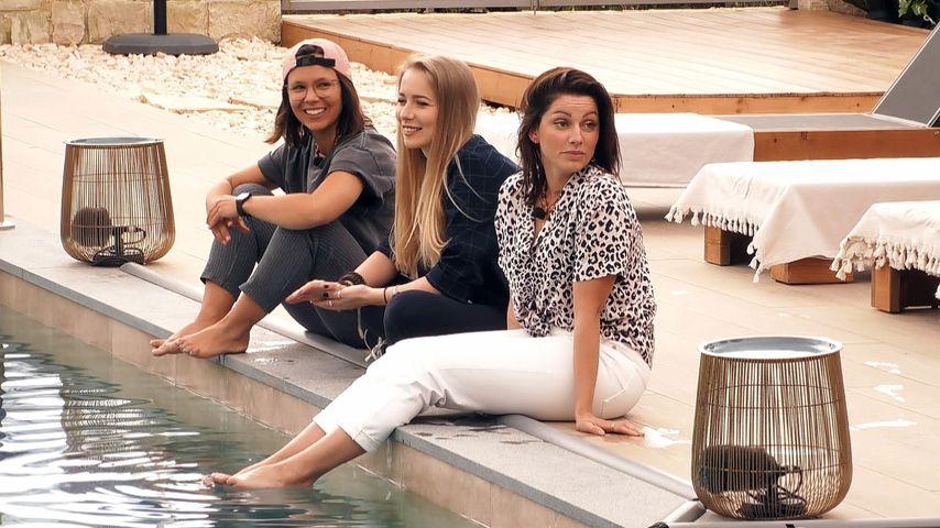 "Miri, Sarina und Bine, ""Princess Charming""-Kandidatinnen 2021"
