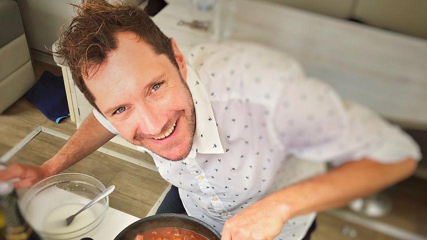 Not-OP rettete ihn: TV-Koch Mirko Reeh hat Darmverschluss!