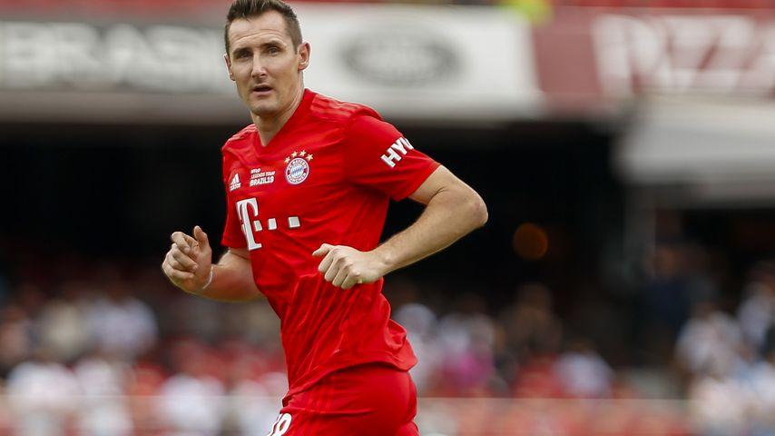 Thrombose-Erkrankung: Miroslav Klose gibt Gesundheitsupdate