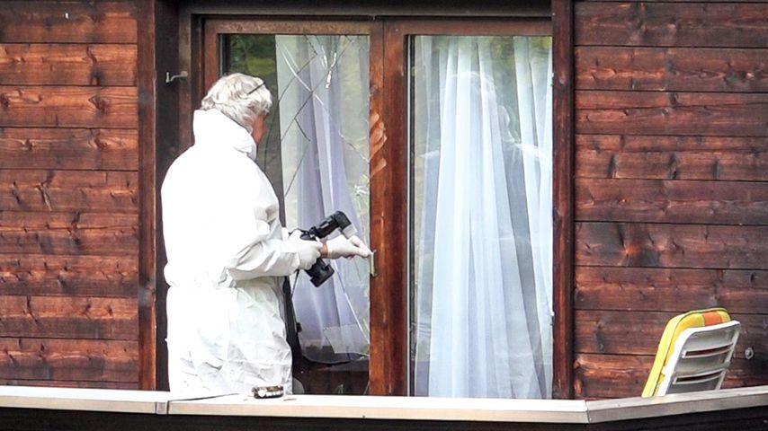 Tatort des Fünffach-Mordes in Kitzbühel im Oktober 2019