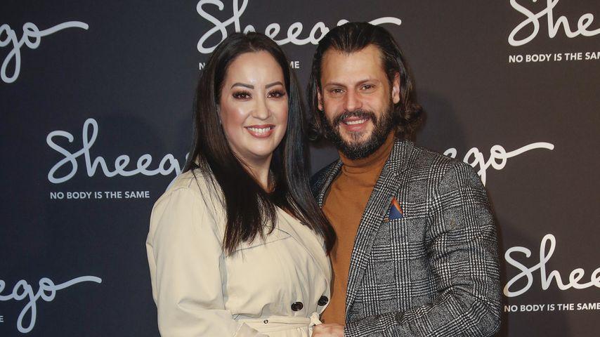 Miyabi Kawai und Manuel Cortez bei der Fashion Week 2019