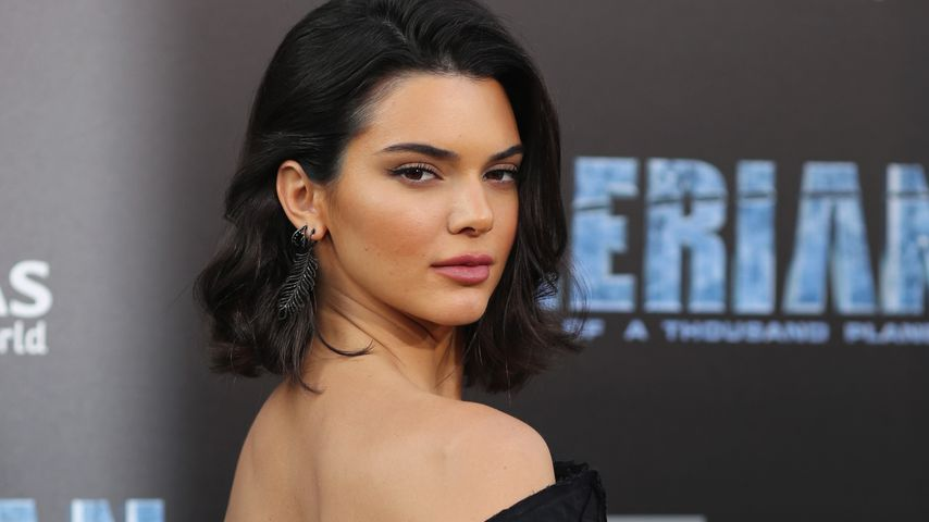 Kendall Jenner bei der Premiere von 'Valerian And The City Of A Thousand Planets'