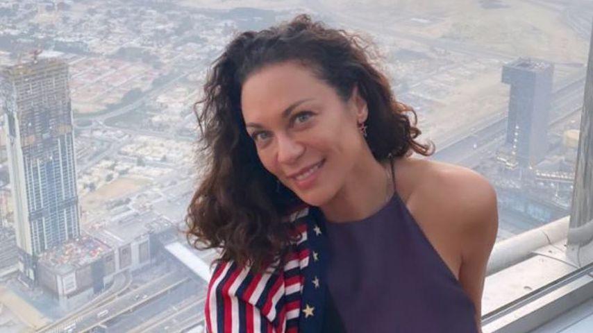 Model Lilly Becker, März 2020