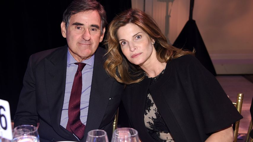 Medienmogul Peter Brant und Stephanie Seymour