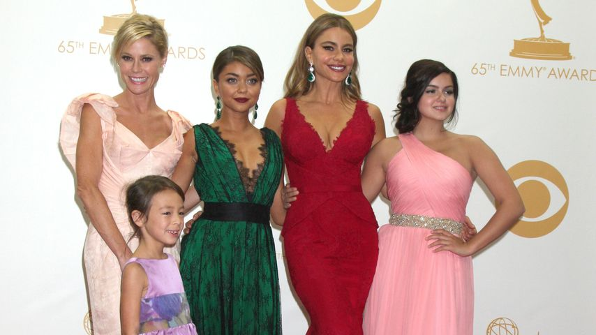 """Modern Family""-Cast bei den Emmy Awards"