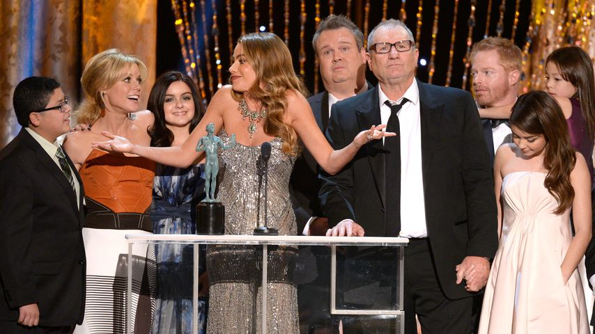 """Modern Family""-Cast bei den Screen Actors Guild Awards 2014"