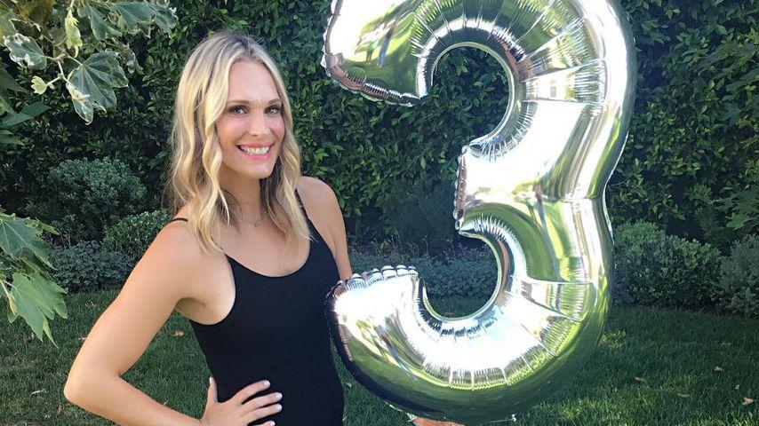 Molly Sims verkündet ihre dritte Schwangerschaft