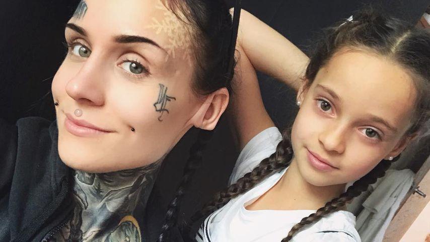 Tattoo-Family: Sind die zwei das coolste Mama-Tochter-Duo?