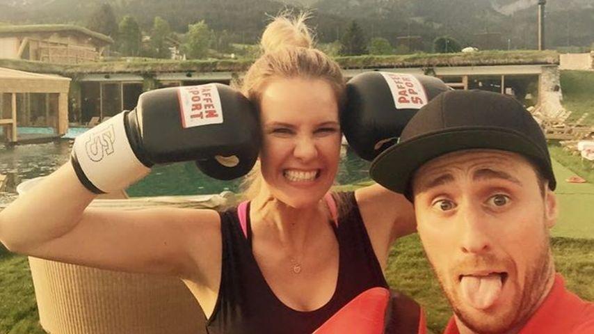Monica Ivancan: Mit Boxtraining zur Mega-Brautfigur