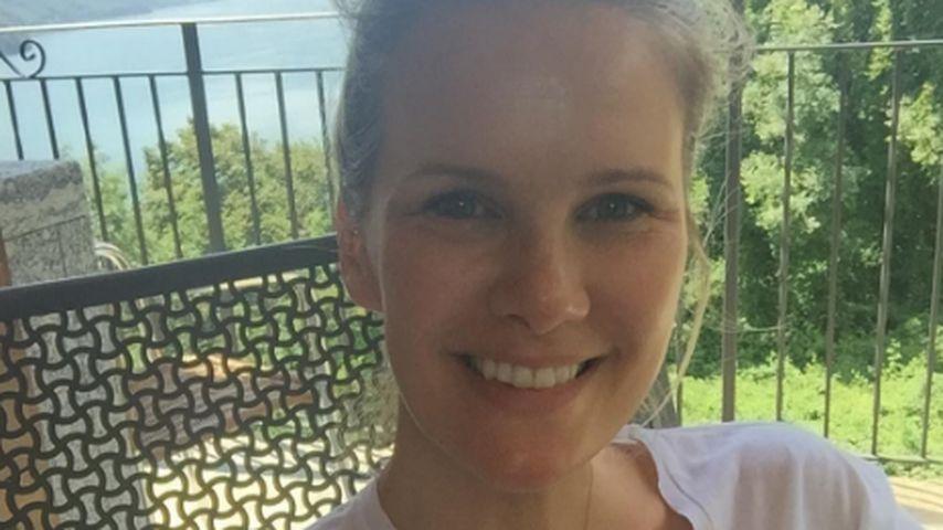 Ohne Schminke, TV & Co.: Monica Ivancan auf Zeitreise-Urlaub