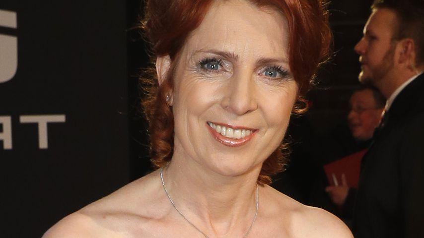 Monica Lierhaus bei der Goldenen Kamera 2017