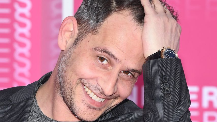 Moritz Bleibtreu im April 2018 in Frankreich