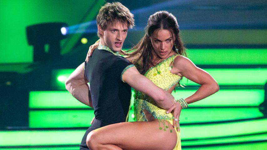 """Moritz Hans und Renata Lusin bei """"Let's Dance"""""""