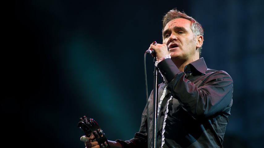 Morrissey, ehemaliger Sänger von The Smiths