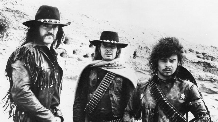 Mit 67: Motörhead-Gitarrist stirbt an Lungenentzündung!