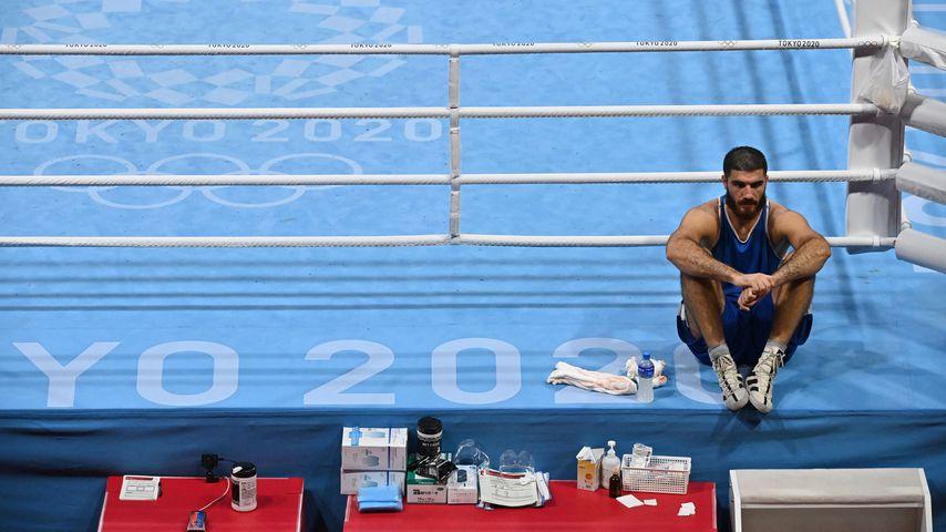 Mourad Aliev bei den Olympischen Sommerspielen