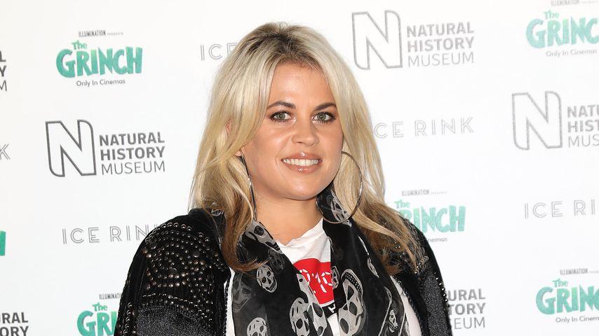 Nadia Essex, britisches TV-Gesicht