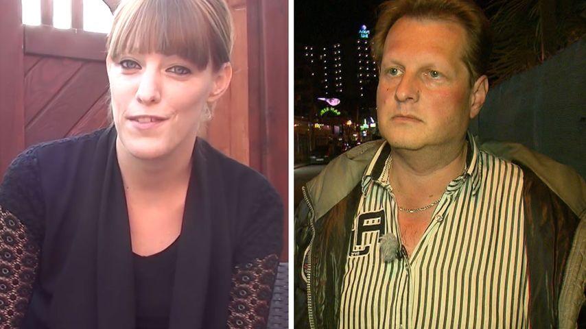 Jens Büchner und Nadine Hildegard