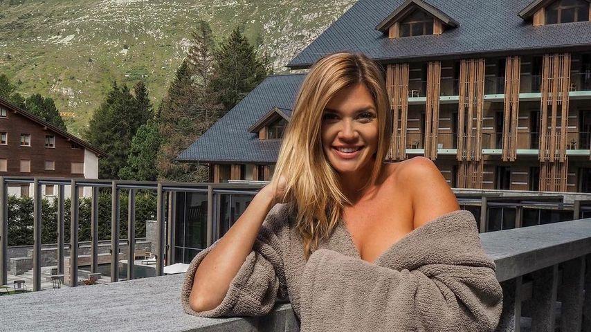 TV-Star Nadinde Klein