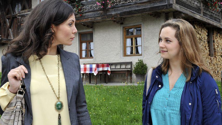 Nadine Warmuth und Christin Balogh