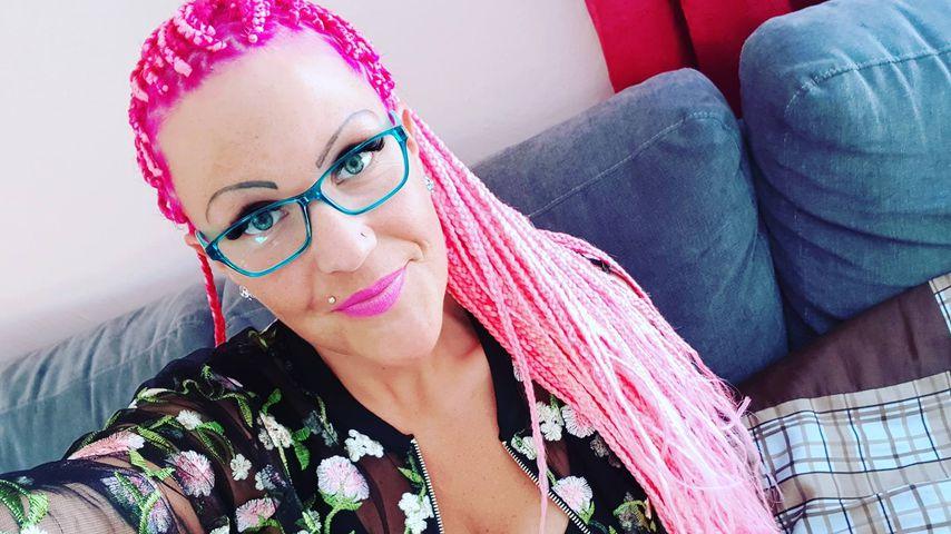 Pinke Rastas: Nadine Zucker hat eine komplett neue Frisur!