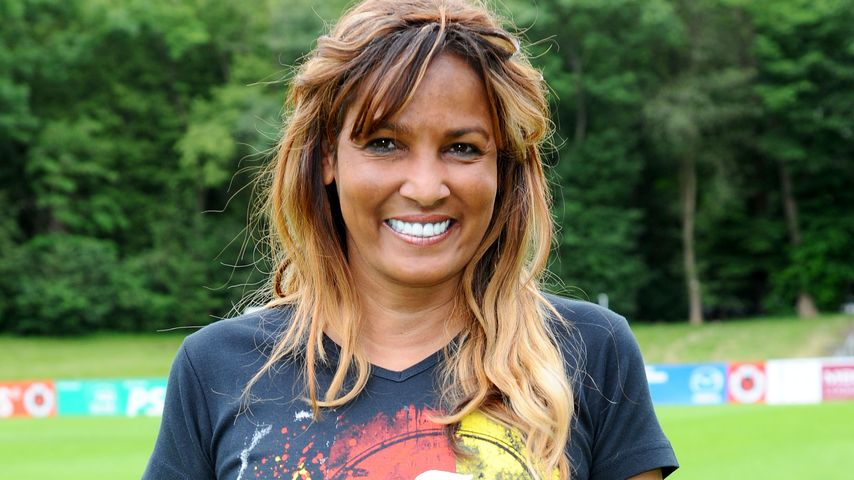 Nadja Abd el Farrag, Ex-Freundin von Dieter Bohlen