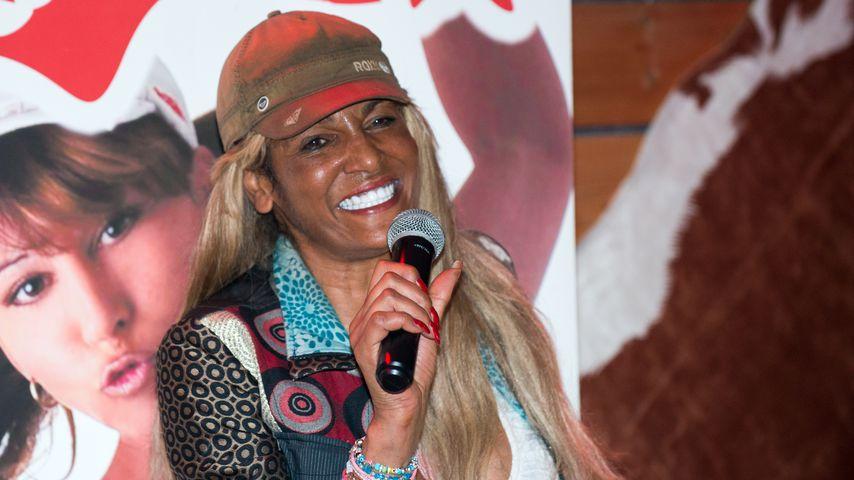 Nadja abd el Farrag, Sängerin