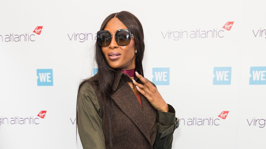 Naomi Campbell beim WE Day