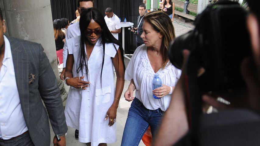 Naomi Campbell auf dem OZY Fest 2018