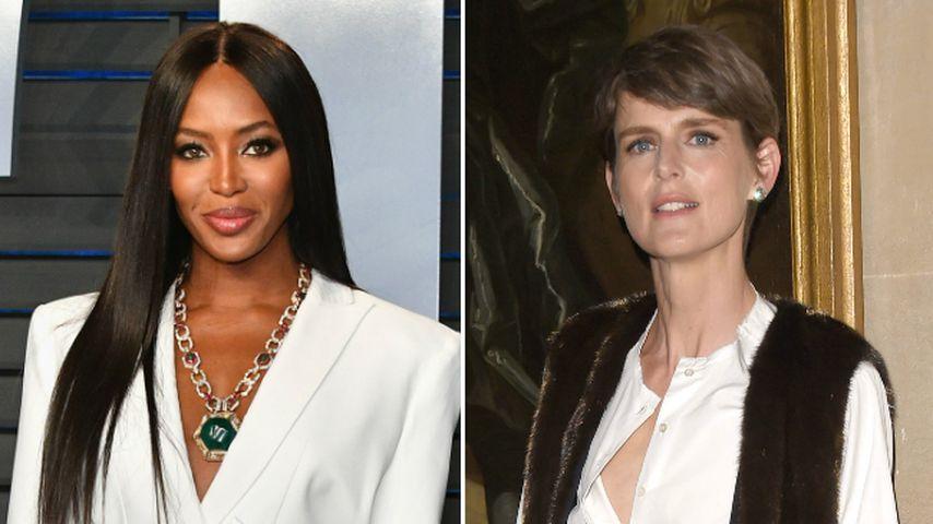 Naomi Campbell und Co.: Modewelt zollt Stella Tennant Tribut