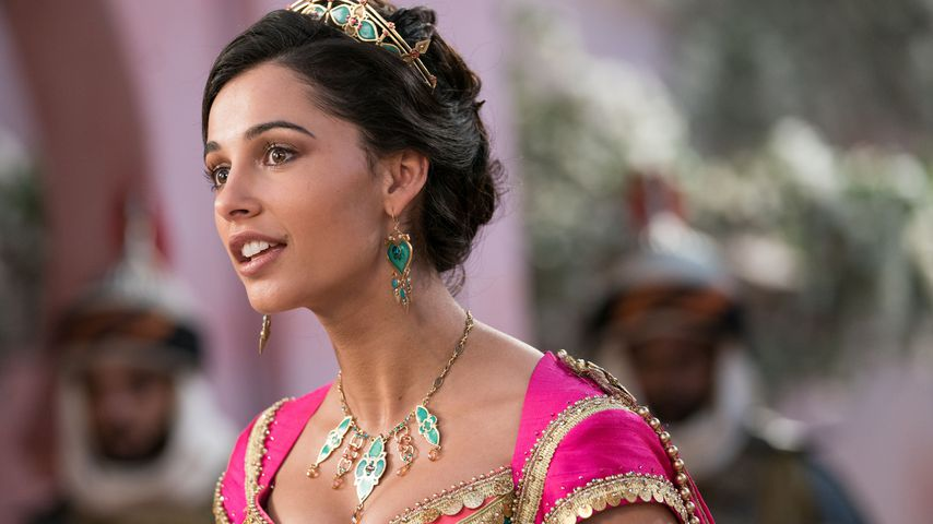 "Naomi Scott als Jasmin in ""Aladdin"""