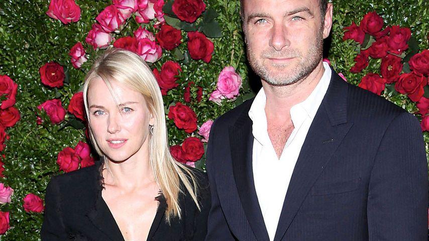Trotz Trennung: So süß gratuliert Liev seiner Ex Naomi Watts