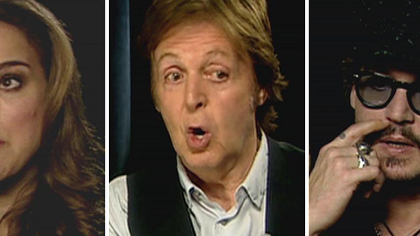 Paul McCartney: Tampon-Panne im neuen Video