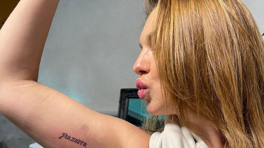 Natalia Osadas Tattoo