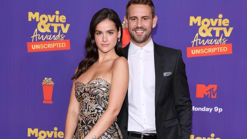 Red-Carpet-Debüt: Ex-US-Bachelor Nick Viall zeigt Freundin