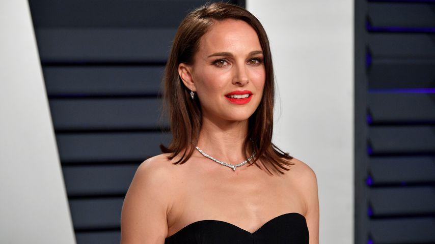 Natalie Portman im Februar 2019 in Beverly Hills