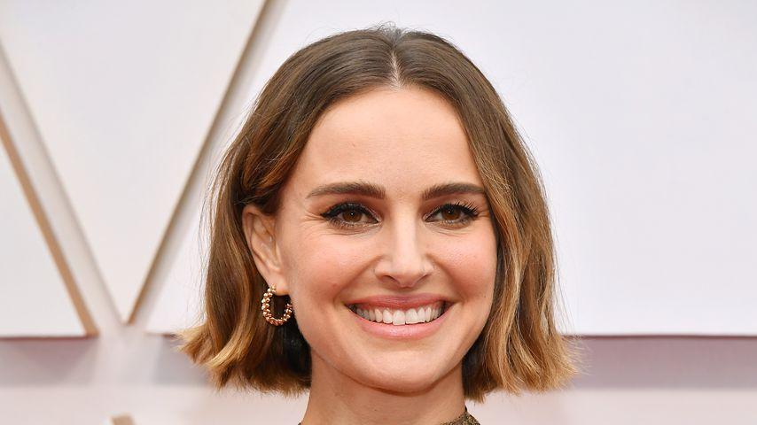 Natalie Portman im Februar 2020 in Hollywood