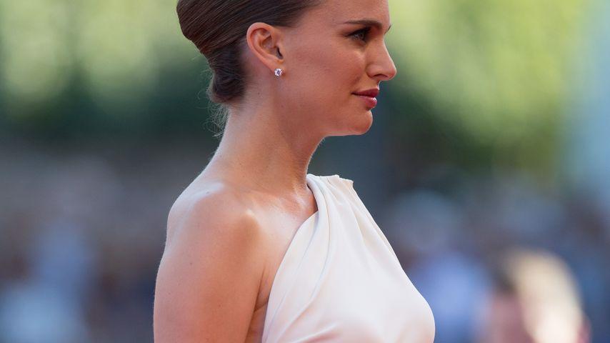 Natalie Portman mit Baby-Bauch