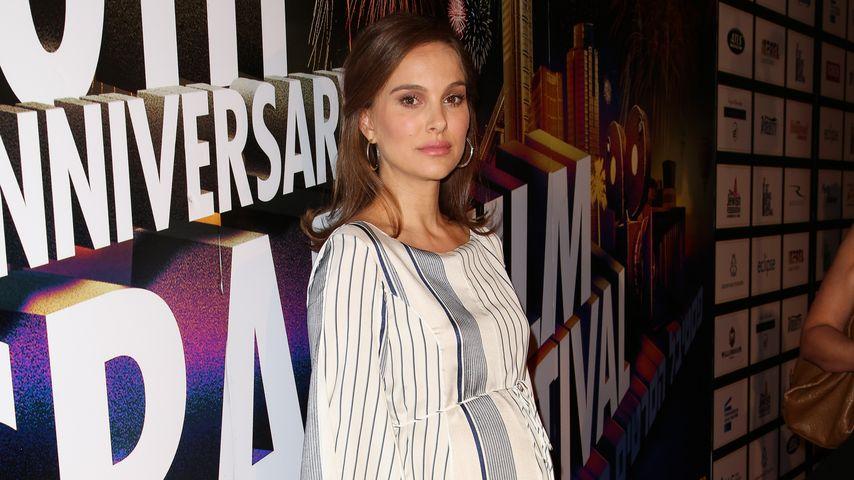 Schwangere Natalie Portman: Schlecht gelaunt & doch so schön